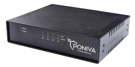 PONIVA - Yerli Firewall - Yerli Güvenlik Duvarı