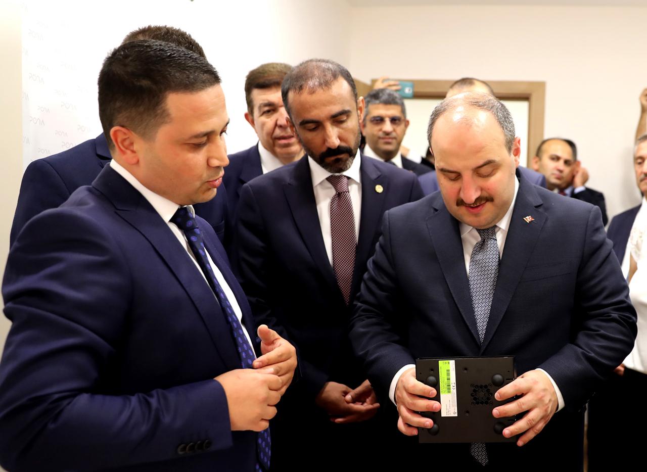 Sanayi ve Teknoloji Bakanı