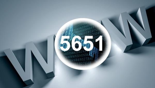 5651 Yasal Loglama